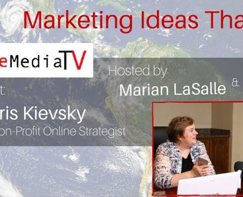 Marketing Ideas That Work - with Boris Kievsky on FutureMedia TV