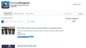 Petition2Congress