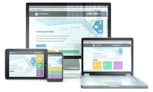 Responsive design optimizes layout for all platforms