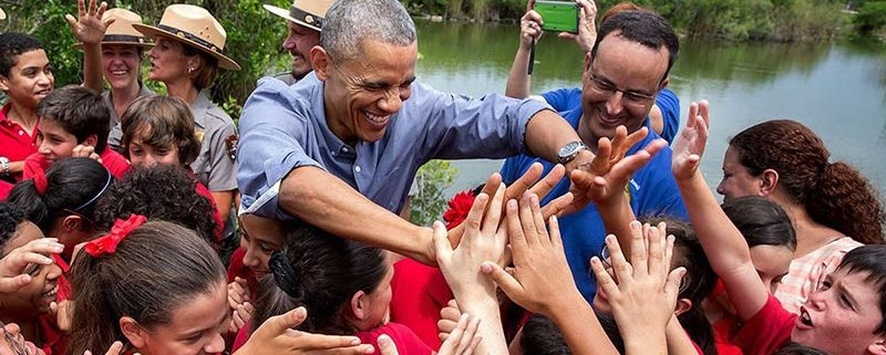 What the Obama Foundation website Can Teach Your Nonprofit