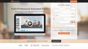 GoAnimate nonprofit animation software