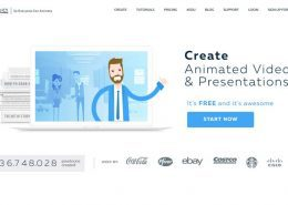 PowToon nonprofit animation software
