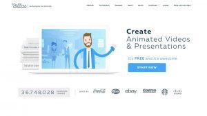 PowToon nonprofit animation software
