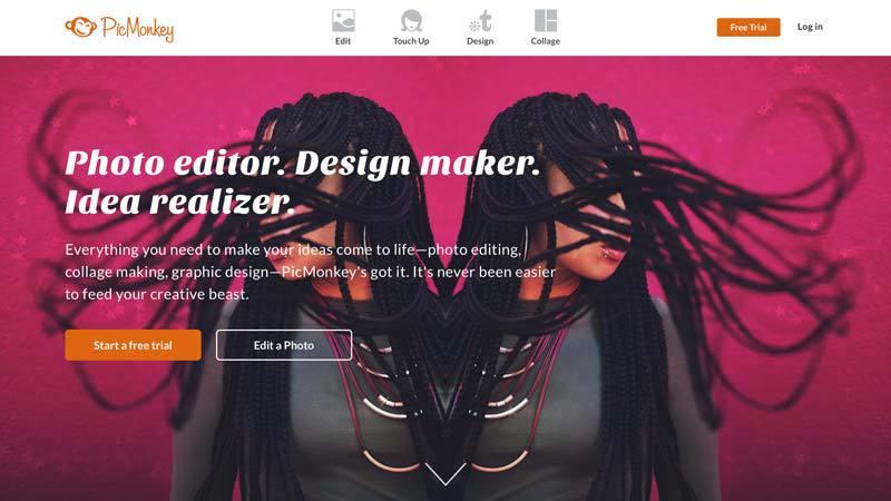PicMonkey Photo Editor & Collage Maker Premium