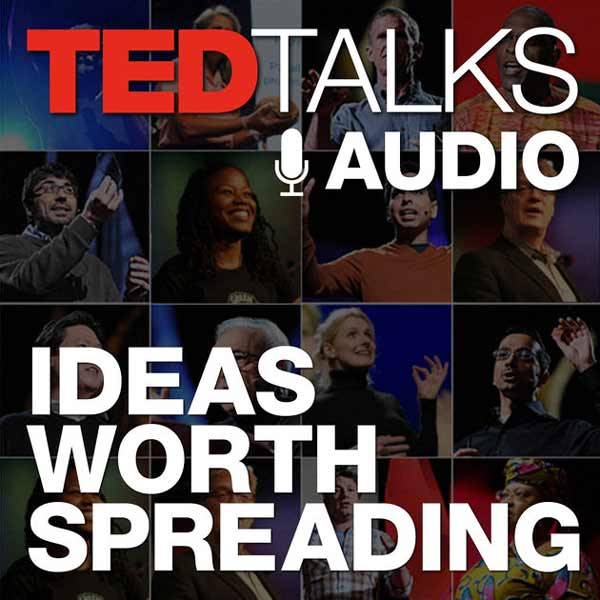 TED Talks audio