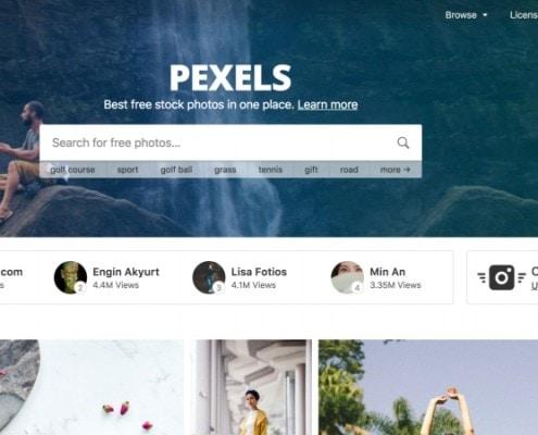 pexels tool review