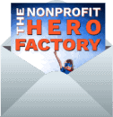 Get the Nonprofit Hero Factory in your inbox