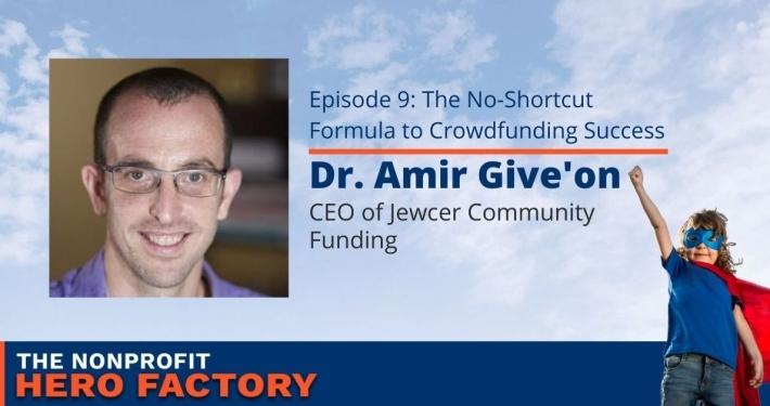 Episode 9 - Dr. Amir Give'on